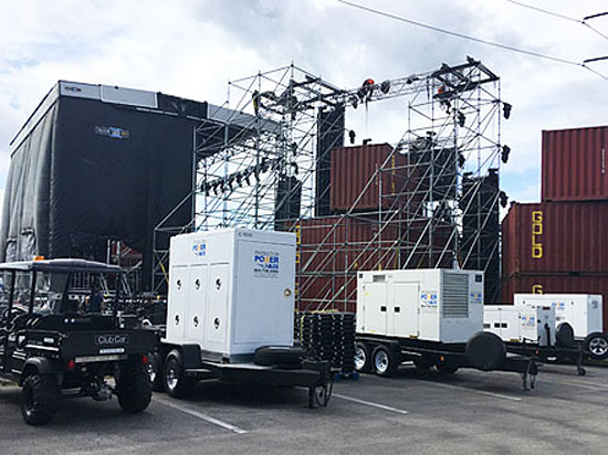 Events Equipment Rentals